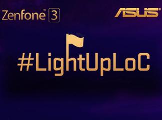 ASUS #LightUpLOC