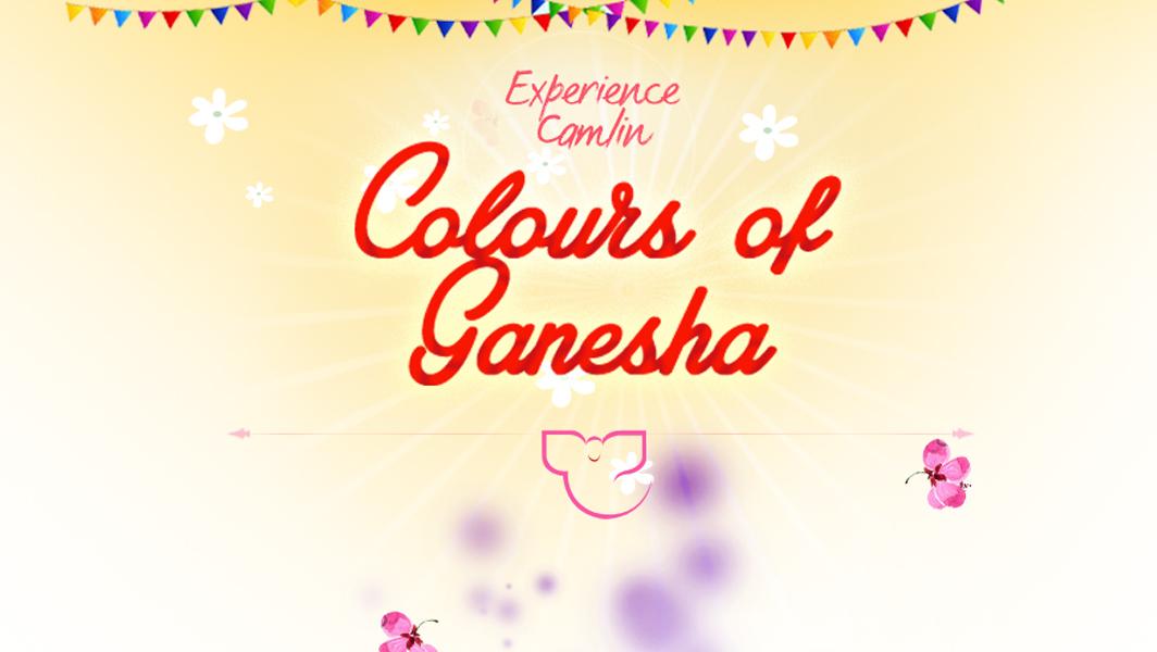 Colours of Ganesha