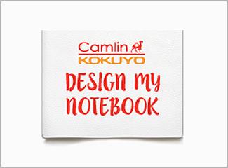 Camlin Design My Notebook Contest